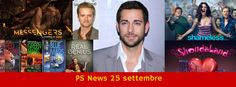 Zachary Levi, Red Mars, The Messengers, Shameless, Shonda Rhimes