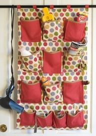 "DIY organizer pattern. for hanging in camper closet."" data-componentType=""MODAL_PIN"