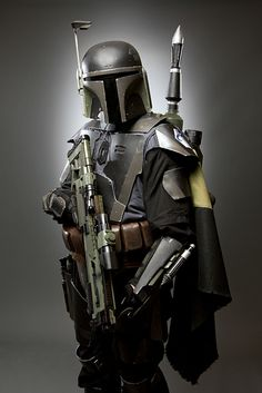 Boba Fett from Star Wars The Empire Strikes Back