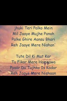 Mere Nishan..Darshan Raval