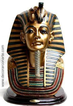 Máscara Egipcia Tutankamon