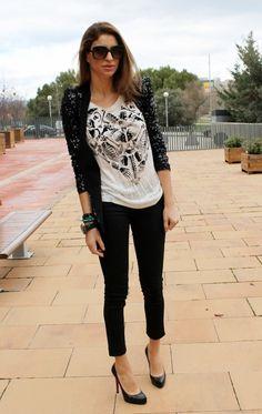 Shiny Blazers Perfect Styling For This Season | Nadyana Magazine