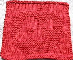 Awesome knitted dishcloth patterns here!