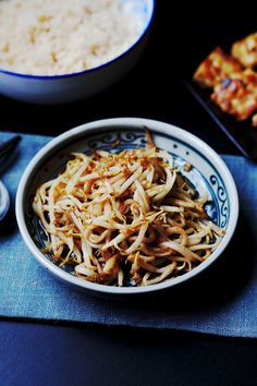 Bean Sprouts Stir-Fry