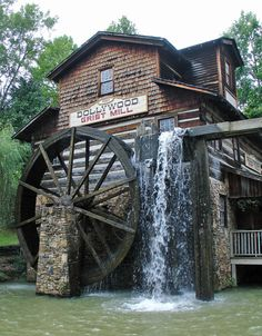 Grist Mill South Carolina Yeahthatgreenville Upstate