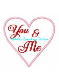 You and Me in Heart