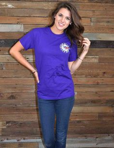 There is nothing stronger than Tarleton State tradition. Show your spirit and your love for TSU in this brand new Oscar P tee.