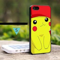 MQL0173 Pokemon Pikachu - For iPhone 5 Case, Hard Cover
