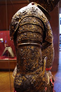 Henry II armour - arm defenses | Flickr - Photo Sharing!