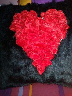 My Valentine's pillow