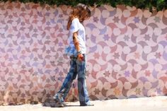 Fashion bakchic #Bakchic#Berber#Necklace#Denim#Outfit www.bakchic.com