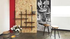 CESTERÍA. Design Room Colombia, una vitrina al diseño contemporáneo que resalta el talento nacional.Fotografía: El Buen Ojo. Ladder Decor, Bookcase, Shelves, Home Decor, Cabinets, Eye, Colombia, Shelving, Decoration Home