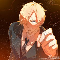 One piece - Vinsmoke Sanji One Piece World, One Piece 1, One Piece Manga, Single Piece, All Anime, Me Me Me Anime, Anime Boys, Sanji One Piece, Sanji Vinsmoke