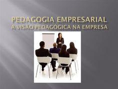 Palestras e Formações com Carlos André: O pedagogo na empresa: em prol do desenvolvimento ...