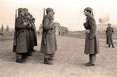 Обука јединице КНОЈ на Калемегдану 1947.год | Министарство одбране Републике Србије
