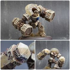 Wold Guardian: Awesome colour sachem for constructs