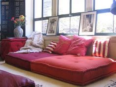 Reema Floor Cushion Floor Cushions Urban Outfitters And