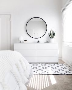ZEN ROOM: Ideas for a Zen bedroom House decoration ideas ideas # for . - ZEN ROOM: Ideas for a Zen bedroom House decoration ideas ideas - Simple Bedroom Decor, Decor Room, Bedroom Ideas, Bedroom Designs, Bedroom Inspo, Simple Bedrooms, Ikea Room Ideas, Ikea Bedroom Design, Ikea Decor