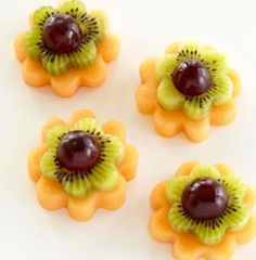 EDIBLE ART (2 Day Elective): Campers will create and devour fun easy hors d'oeuvres.