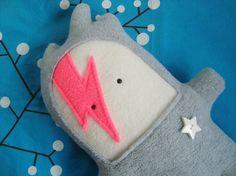 Gooroomi Ziggy Stardust Plush Doll Item zig0028 by Gooroomi