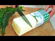 lahodný a rychlý recept na domácí smetanový sýr, pouze 1 přísada, stačí zmrazit! - YouTube Kefir, Cooking Cheese, Romanian Food, How To Make Cheese, Quick Recipes, Frozen, Food And Drink, Dairy, Homemade