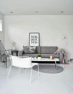 Via White and Fresh | HAY | Therese Sennerholt Print