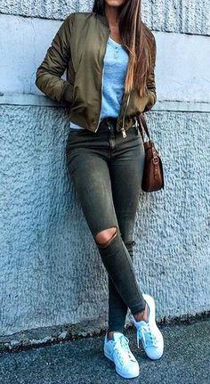 Autumn fashion women fall outfits, Autumn fashion women over Autumn fashion women over Autumn fashion women Autumn fashion women chic, Autumn fashion women casual 2019 Trend Fashion, Fashion Outfits, Womens Fashion, Luxury Fashion, Fashion Ideas, Jackets Fashion, Feminine Fashion, Jeans Fashion, Fashion Top