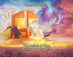 End Game: Part The New Ancient of Days – Revelation Jesus Art, Biblical Art, Biblical Hebrew, Jesus Is Coming, Prophetic Art, Spiritual Warfare, Jesus Is Lord, The Kingdom Of God, Bible Art