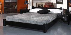Beds  Low Deco Bed | Warren Evans