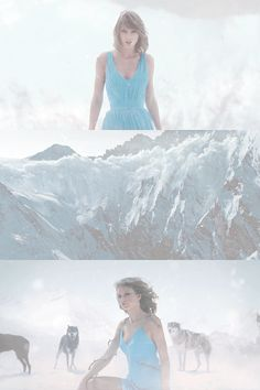 Taylor Swift 1989 out of the woods music video! Saw it when it came out!