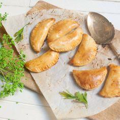 Empanadillas au thon et à la tomate !