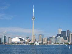 toronto | Skydome et Tour CN, symbole de Toronto