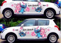 New Stitch Lilo Car Decals Stickers