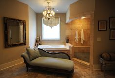 my French country master bathroom