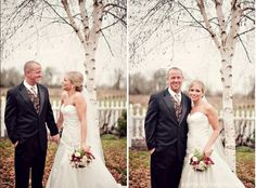 winter wedding at Green Villa Barn in Independence, OR just 10min outside of Salem, OR