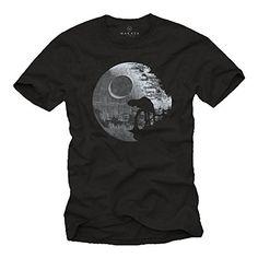Camisetas Frikis - Hombre Negra XXL #camiseta #realidadaumentada #ideas #regalo