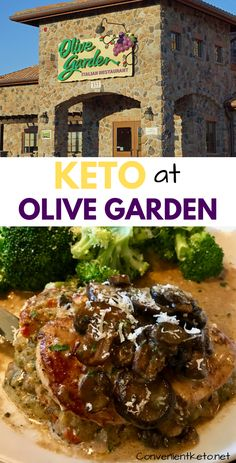 Guide to eating Keto Olive Garden! We love eating at olive garden and you can too! We give you low carb olive garden ordering ideas along with our go to orders for the most delicious keto restaurant meal! Great keto eating out guide! Ketogenic Diet Meal Plan, Diet Plan Menu, Diet Meal Plans, Food Plan, Keto Meal, Meal Prep, Keto Friendly Restaurants, Low Carb At Restaurants, Olive Gardens Menu