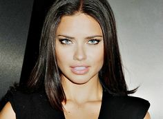 One of the most beautiful women on earth! Adriana Lima!