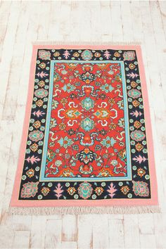 Magical Thinking Bazaar Handmade Rug | Urban Outfitters.