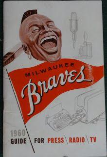 1960 Milwaukee Braves press guide (milwaukee braves - Google Search) Baseball Art, Braves Baseball, Packers Football, Baseball Photos, Baseball Players, Atlanta Braves Logo, Braves Game, Picture Logo, National League