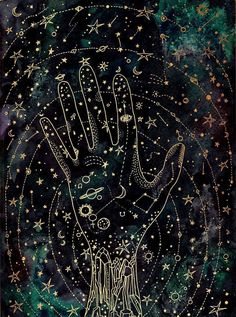 Cosmos water… - Space and Astronomy Celestial Art, Moon Art, Psychedelic Art, Cosmic Art, Astrology Art, Space Illustration, Witch Aesthetic, Astrology Tumblr, Art Wallpaper