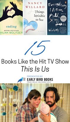This is Us TV show fans will adore these books that are honest, relatable, and real.