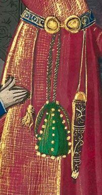 Titel quotDas Buch von Faiz Monseigneur Saint Loysquot verfasst am Medieval Belt, Medieval Life, Medieval Costume, Medieval Dress, Medieval Fashion, Medieval Clothing, Medieval Fantasy, Historical Costume, Historical Clothing