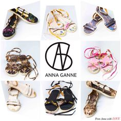 Женская коллекция летней обуви 2015