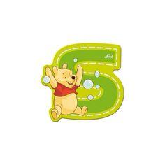 S Cute Winnie The Pooh, Winnie The Pooh Birthday, Disney Characters, Fictional Characters, Family Guy, Clip Art, Kawaii, Letters, Kawaii Cute