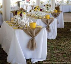 Natural Burlap Runner for tables. Rustic Chic Decoration for Thanksgiving Event Dinner Fall Wedding Bridal Shower Chic Wedding, Elegant Wedding, Fall Wedding, Rustic Wedding, Romantic Weddings, Wedding Ideas, Luxury Wedding, Wedding Gifts, Wedding Table Decorations