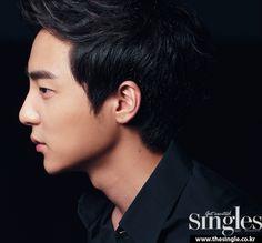 Roy Kim - Singles Magazine September Issue '13 Korean Men, Korean Actors, Kim Sang Woo, Roy Kim, Cute Kids, Art Reference, Portrait Photography, September, Singer