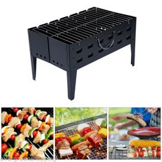 Stand charcoal coal #barbecue #grill outdoor bbq camping garden patio #party gril,  View more on the LINK: http://www.zeppy.io/product/gb/2/262613413730/