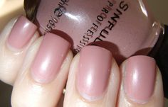 """Obsessive Cosmetic Hoarders Unite!: Sinful Colors """"Bare"""" Nail Polish (Pictures)"""
