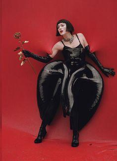 Marion Cotillard photographed by Tim Walker for W, December 2012